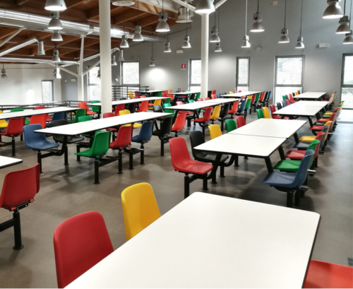 Clusters seating
